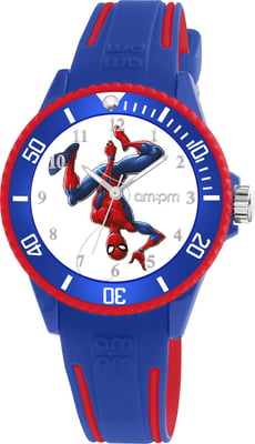 AM:PM Marvel Spiderman Uhr, Kinder - Analog - 1 Stk