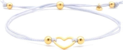 COWstyle Armband Venice, gold - weiß-gold