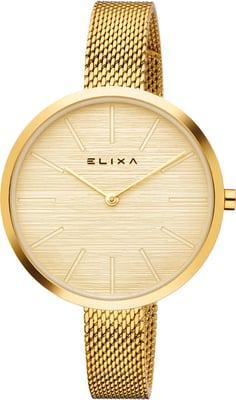 Elixa Damenuhr Beauty - Gold - 1 Stk