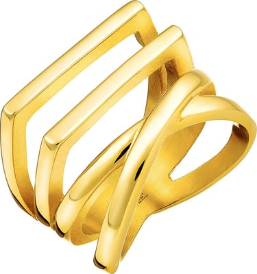 "Elixa Ring ""Gold"""