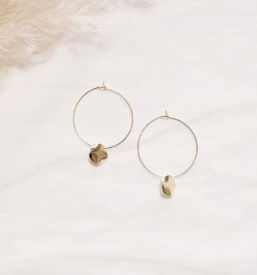 EVE + ADIS Ohrringe TIDE HOOPS - 1 Stk
