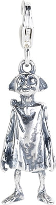 "Harry Potter Clip-On Charm ""Dobby the House-Elf"" - Sterling Silber - 1 Stk"