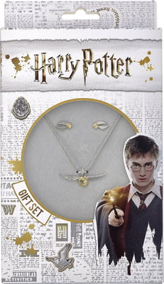 "The Carat Shop Harry Potter Schmuck-Set ""Golden Snitch"" - 1 Stk"