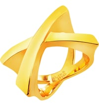 "Elixa Ring X ""Gold"""