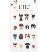 "TATTLY Temporäre Tattoos ""Dog Days"""