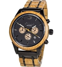 "Herrenuhr ""Whisky Scotts Highland"" Chronograph"