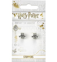 """Harry Potter """"Deathly Hallows"""" Charm Stopper Set"""