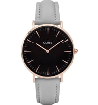 Cluse La Bohème Rose Gold Black/Grey